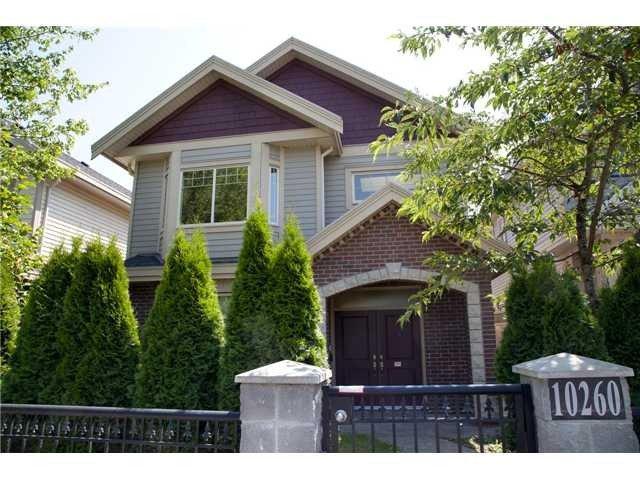 Main Photo: 10260 WILLIAMS RD in RICHMOND: McNair House for sale (Richmond)  : MLS®# V976726