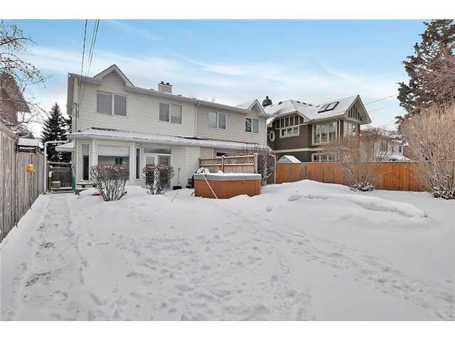 Photo 20: Photos: 1730 1 AV NW in CALGARY: Hillhurst House for sale (Calgary)  : MLS®# C3605924