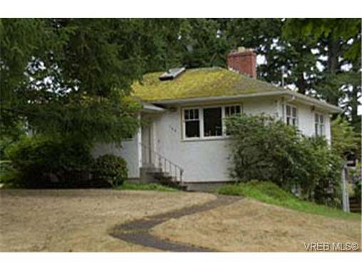 Main Photo: 759 Piedmont Dr in VICTORIA: SE Cordova Bay House for sale (Saanich East)  : MLS®# 294693