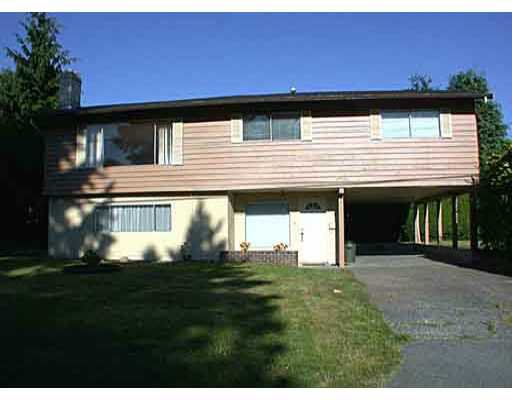 Main Photo: 3515 FLINT ST in Port_Coquitlam: Glenwood PQ House for sale (Port Coquitlam)  : MLS®# V349623
