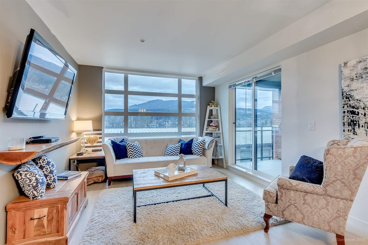 Main Photo: 514 95 MOODY STREET in Port Moody: Port Moody Centre Condo for sale : MLS®# R2026356