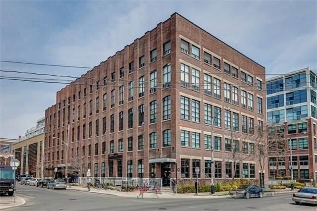 Main Photo: 43 Hanna Ave Unit #510 in Toronto: Niagara Condo for sale (Toronto C01)  : MLS®# C3549030