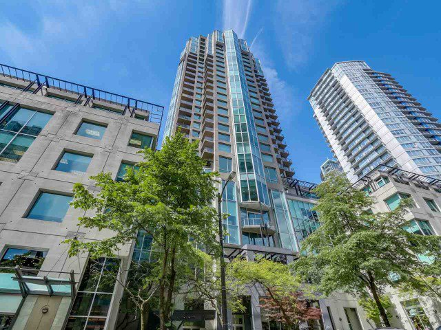 Main Photo: 2302 889 Homer Street in Vancouver: Downtown VW Condo for sale (Vancouver West)  : MLS®# 2077487