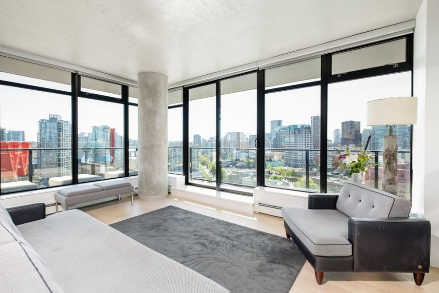 Main Photo: 2305 108 W CORDOVA STREET in Vancouver: Downtown VW Condo for sale (Vancouver West)  : MLS®# R2365393