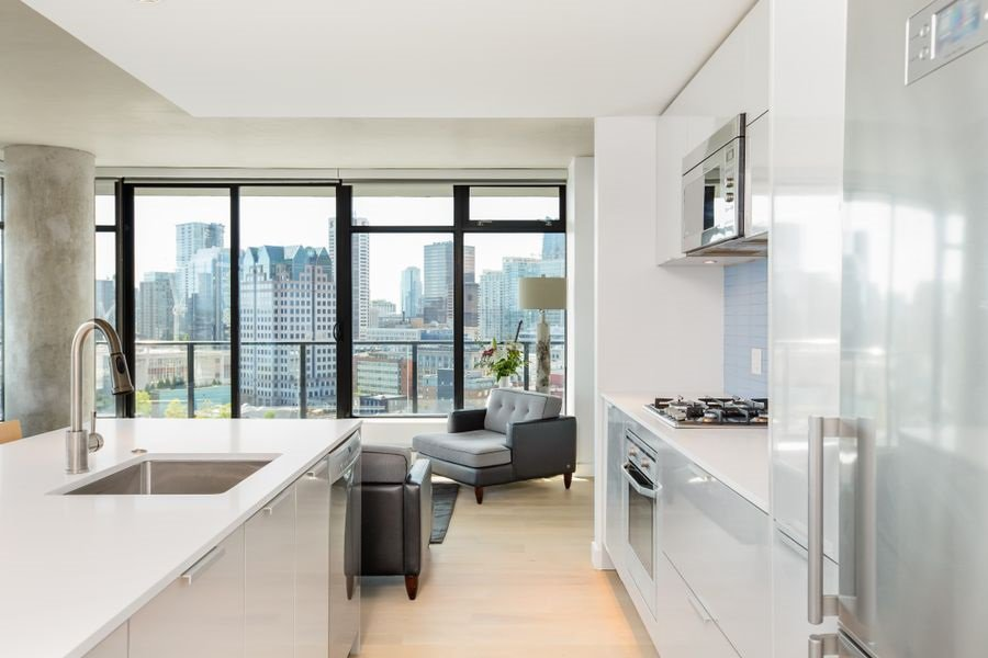 Photo 5: Photos: 2305 108 W CORDOVA STREET in Vancouver: Downtown VW Condo for sale (Vancouver West)  : MLS®# R2365393
