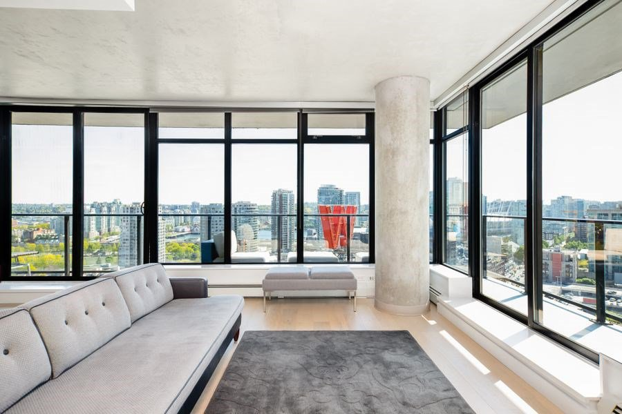 Photo 2: Photos: 2305 108 W CORDOVA STREET in Vancouver: Downtown VW Condo for sale (Vancouver West)  : MLS®# R2365393