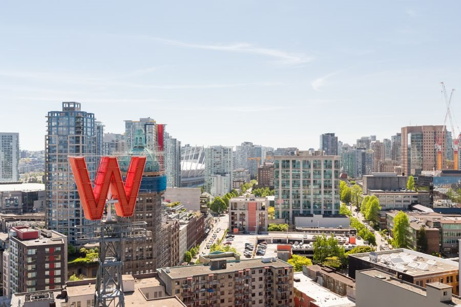 Photo 10: Photos: 2305 108 W CORDOVA STREET in Vancouver: Downtown VW Condo for sale (Vancouver West)  : MLS®# R2365393