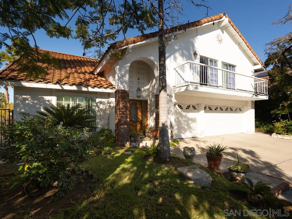 Main Photo: ENCINITAS House for sale : 6 bedrooms : 402 Cerro St