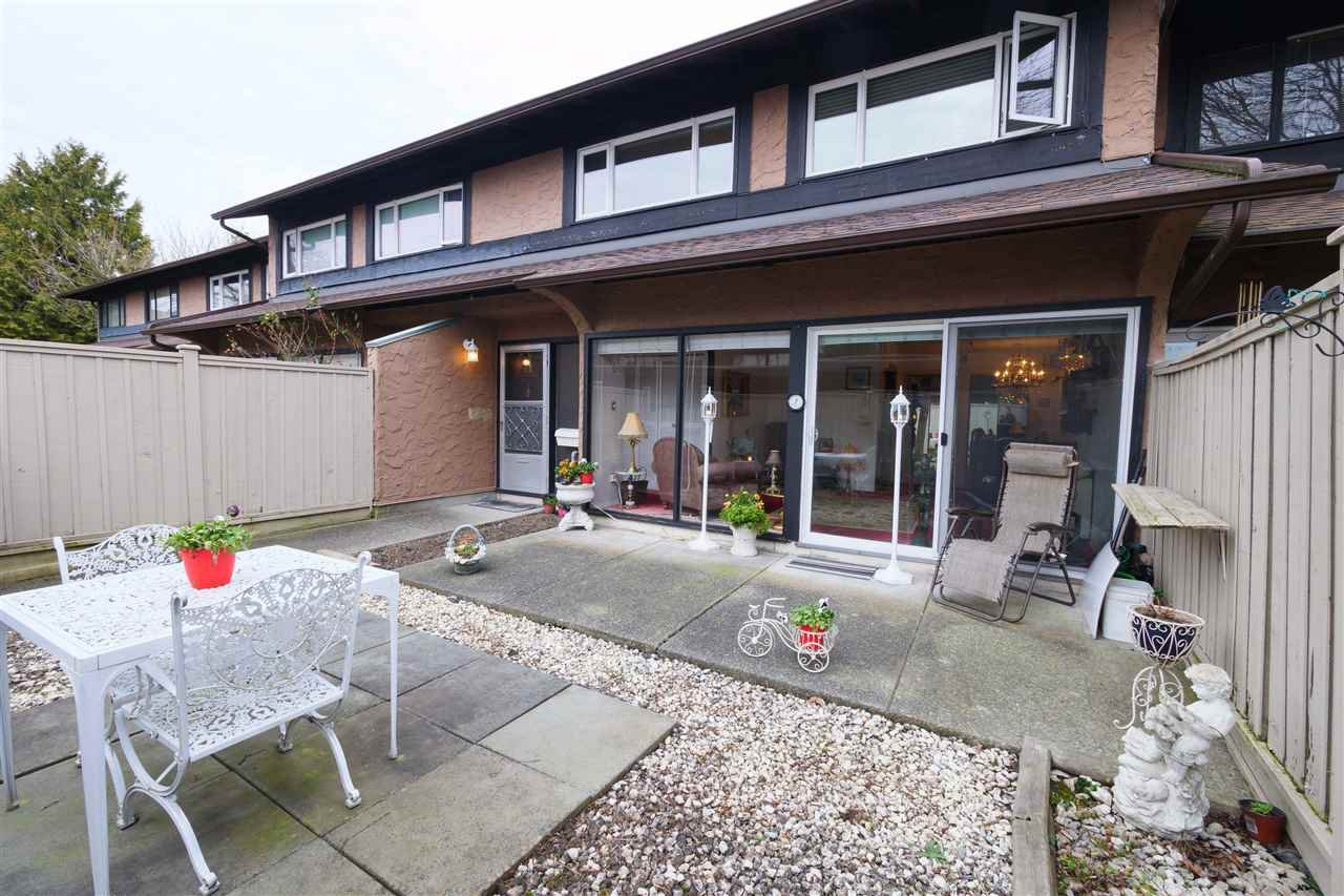Main Photo: 14 10271 STEVESTON HIGHWAY in Richmond: McNair Townhouse for sale : MLS®# R2239715