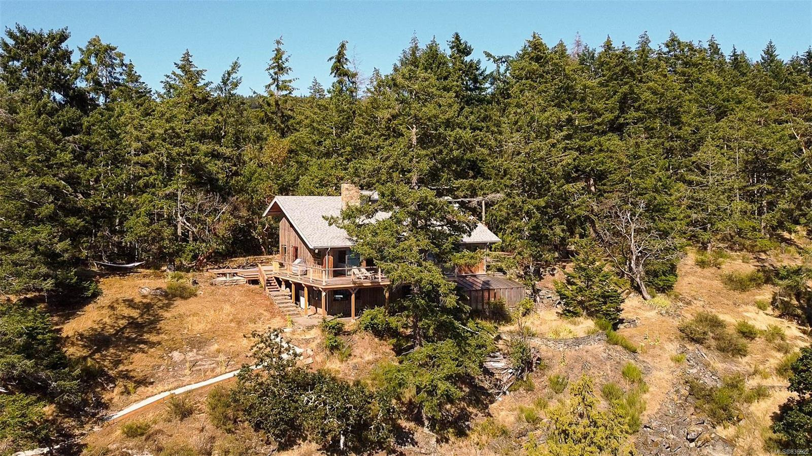 Main Photo: 235 Monteith Dr in Salt Spring: GI Salt Spring House for sale (Gulf Islands)  : MLS®# 836522