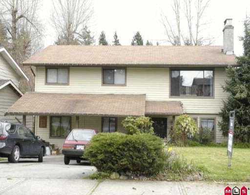 Main Photo: 2244 152A ST in White Rock: King George Corridor House for sale (South Surrey White Rock)  : MLS®# F2606383