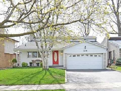 Main Photo: 1574 Sherway Dr in Mississauga: House (Backsplit 5) for sale : MLS®# W2628641