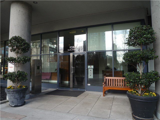 Main Photo: # 3010 928 BEATTY ST in Vancouver: Yaletown Condo for sale (Vancouver West)  : MLS®# V1048336
