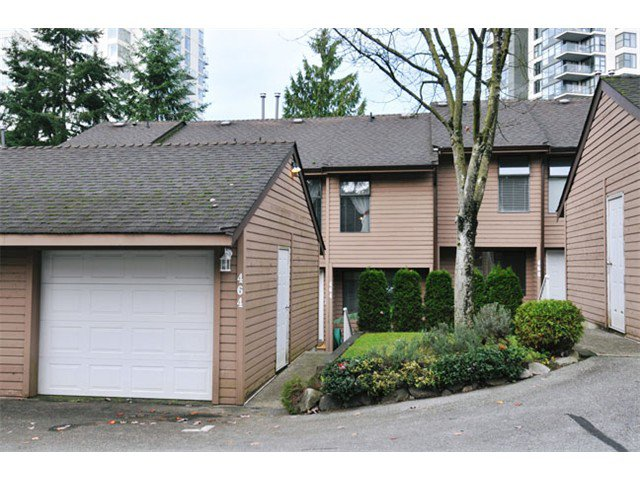 Photo 1: Photos: 464 Lehman Place in Port Moody: North Shore Pt Moody Townhouse  : MLS®# V1093243