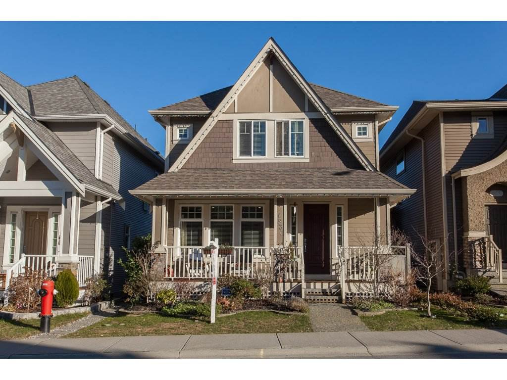 Main Photo: 7830 211A STREET in Langley: Willoughby Heights House for sale : MLS®# R2135840