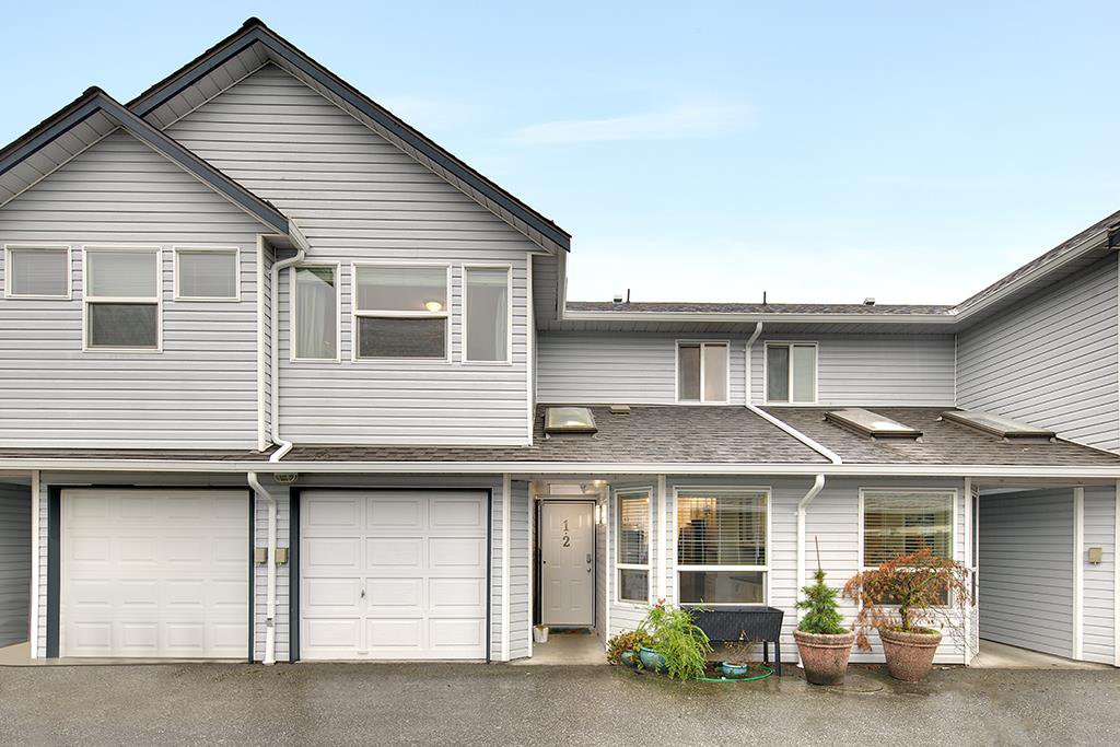 Main Photo: 12 20630 118 AVENUE in : Southwest Maple Ridge Townhouse for sale : MLS®# R2236128