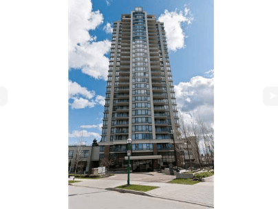 Main Photo: 806 7328 ARCOLA Street in Burnaby South: Highgate Condo for sale : MLS®# V1074633