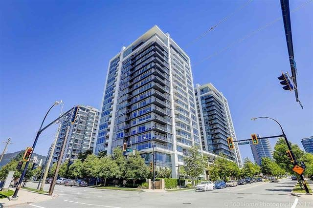 Main Photo: 808 1320 CHESTERFIELD AVENUE in : Central Lonsdale Condo for sale : MLS®# R2229784