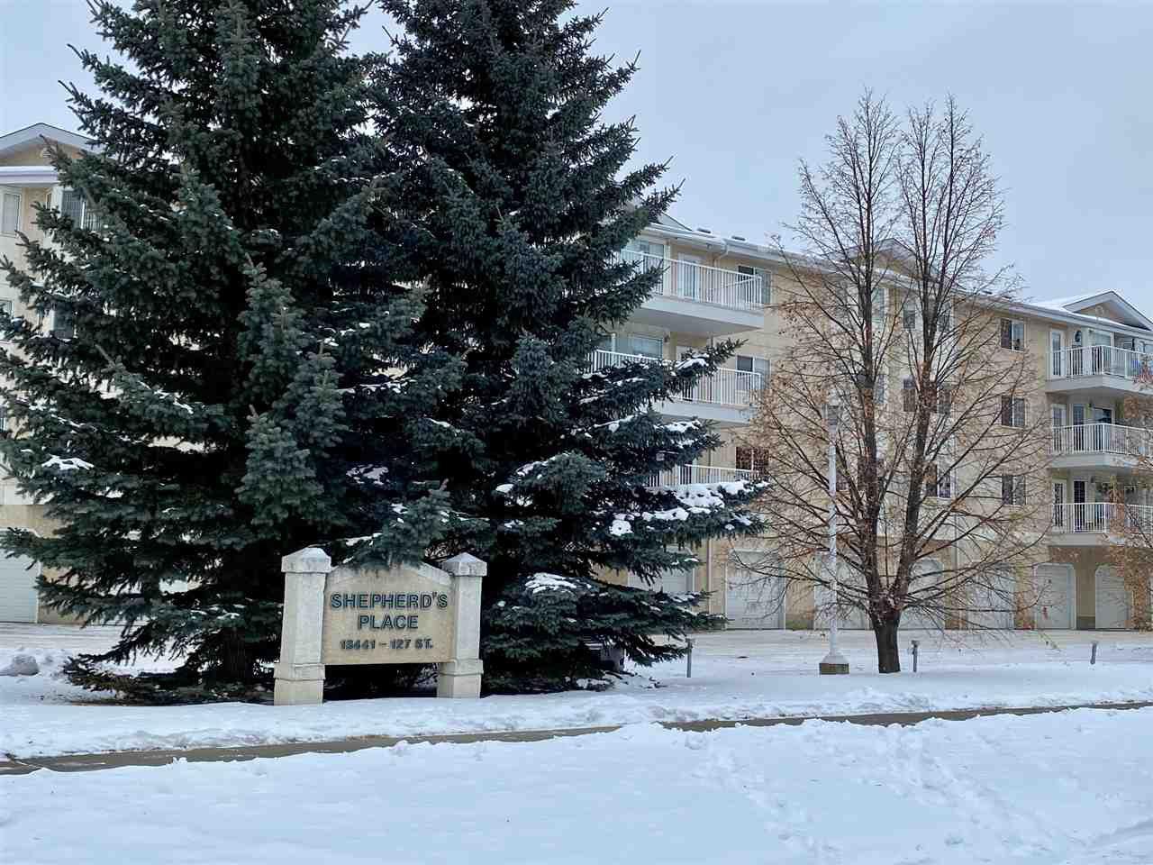 Main Photo: 247 13441 127 Street in Edmonton: Zone 01 Condo for sale : MLS®# E4221251