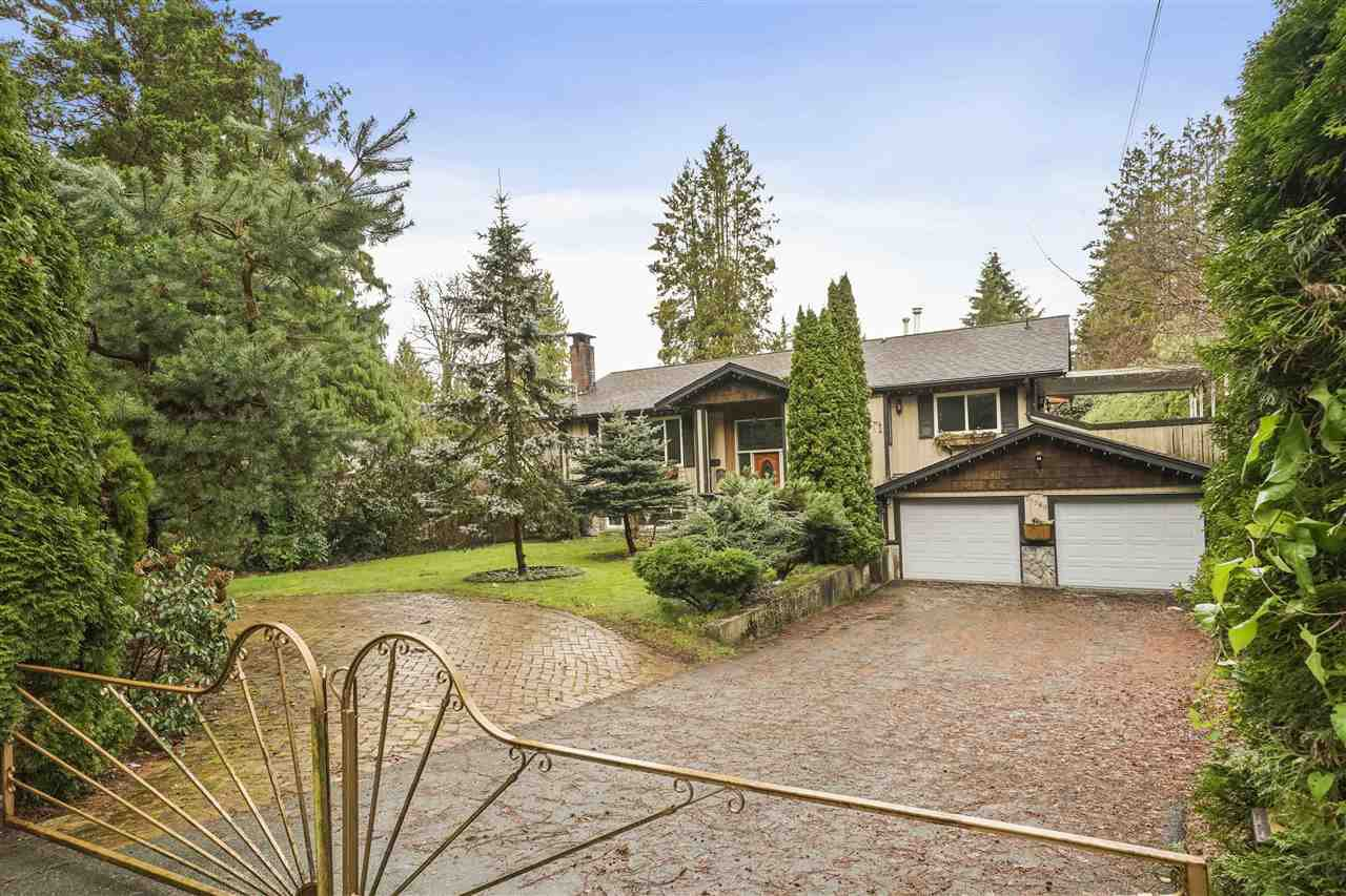 "Main Photo: 21569 124 Avenue in Maple Ridge: West Central House for sale in ""Shady Lane"" : MLS®# R2527549"