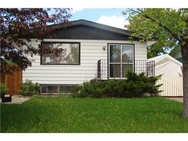 Main Photo: 4140 MARLBOROUGH Drive NE in CALGARY: Marlborough Residential Detached Single Family for sale (Calgary)  : MLS®# C3573350