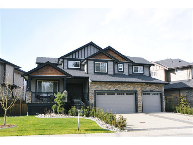 Main Photo: 12491 201ST ST in Maple Ridge: Northwest Maple Ridge House for sale : MLS®# V1017589