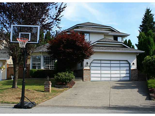 Main Photo: 1935 EUREKA Avenue in Port Coquitlam: Citadel PQ House for sale : MLS®# V1078539