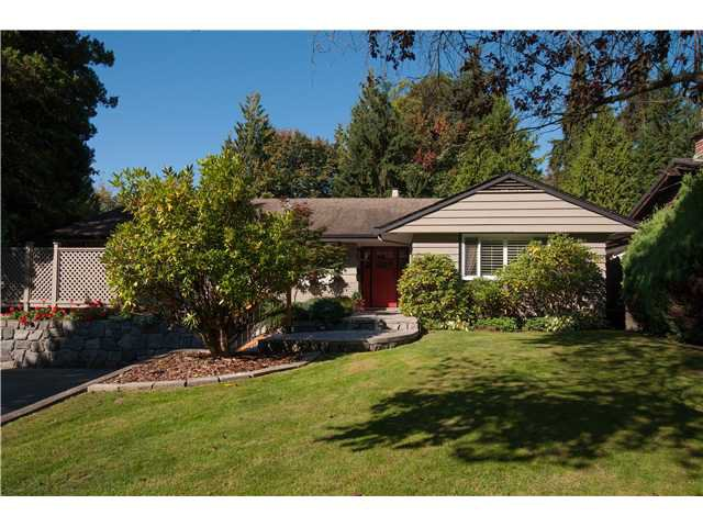 Main Photo: 3093 Bewicke Avenue in North Vancouver: Delbrook House for sale