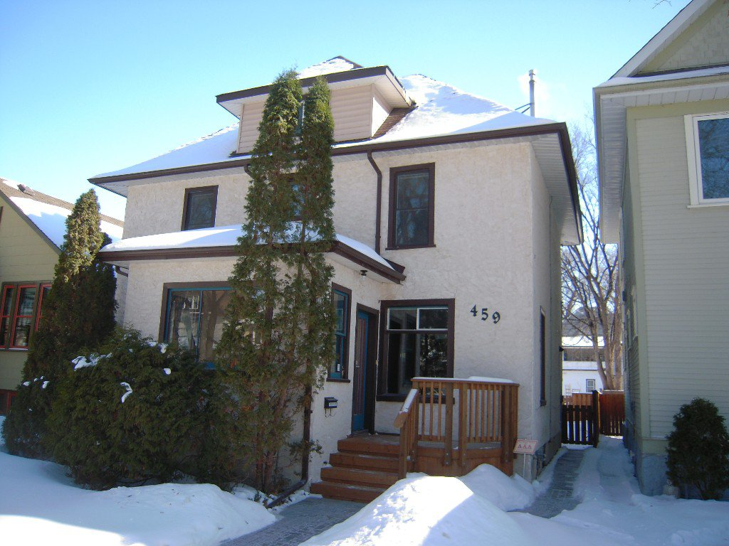 Main Photo: 459 Greenwood Place in Winnipeg: West End / Wolseley Residential for sale (Central Winnipeg)  : MLS®# 1504170