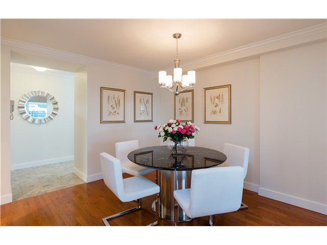 Photo 7: Photos: 1005 1500 HORNBY Street in Vancouver: Yaletown Condo  (Vancouver West)  : MLS®# V1129040