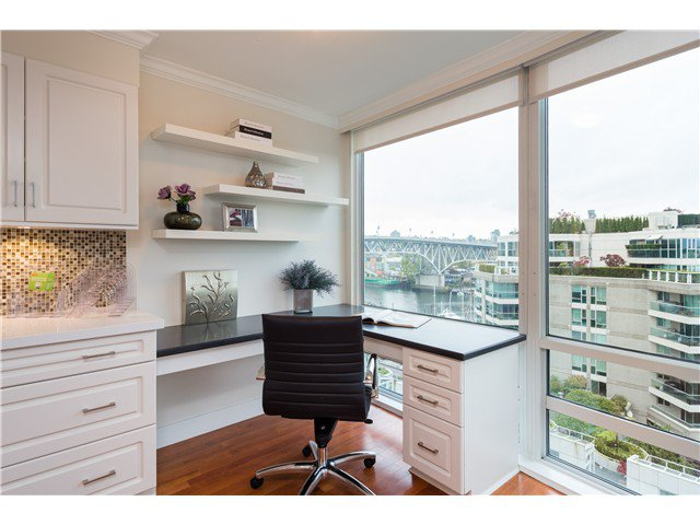Photo 10: Photos: 1005 1500 HORNBY Street in Vancouver: Yaletown Condo  (Vancouver West)  : MLS®# V1129040