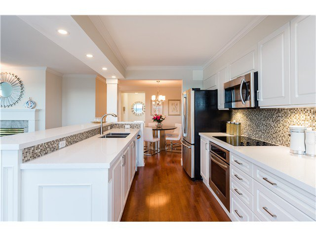 Photo 3: Photos: 1005 1500 HORNBY Street in Vancouver: Yaletown Condo  (Vancouver West)  : MLS®# V1129040