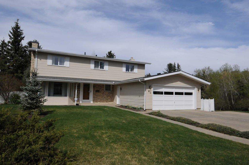 Main Photo: 41 Valleyview Crescent: Edmonton Single Family for sale : MLS®# E4018060