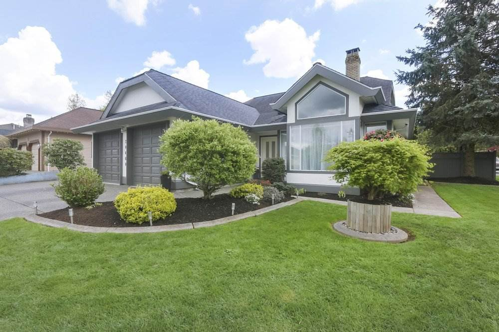 Main Photo: 20460 124A AVENUE in Maple Ridge: Northwest Maple Ridge House for sale : MLS®# R2363129