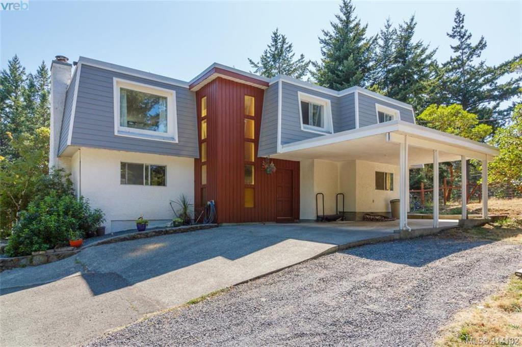 Main Photo: 1011 Sundance Dr in VICTORIA: Me Metchosin Single Family Detached for sale (Metchosin)  : MLS®# 821362