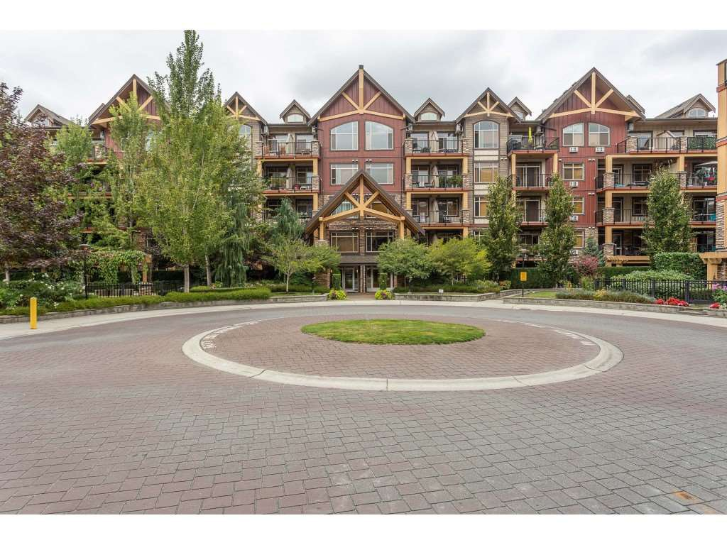 """Main Photo: 357 8328 207A Street in Langley: Willoughby Heights Condo for sale in """"Yorkson Creek"""" : MLS®# R2404461"""
