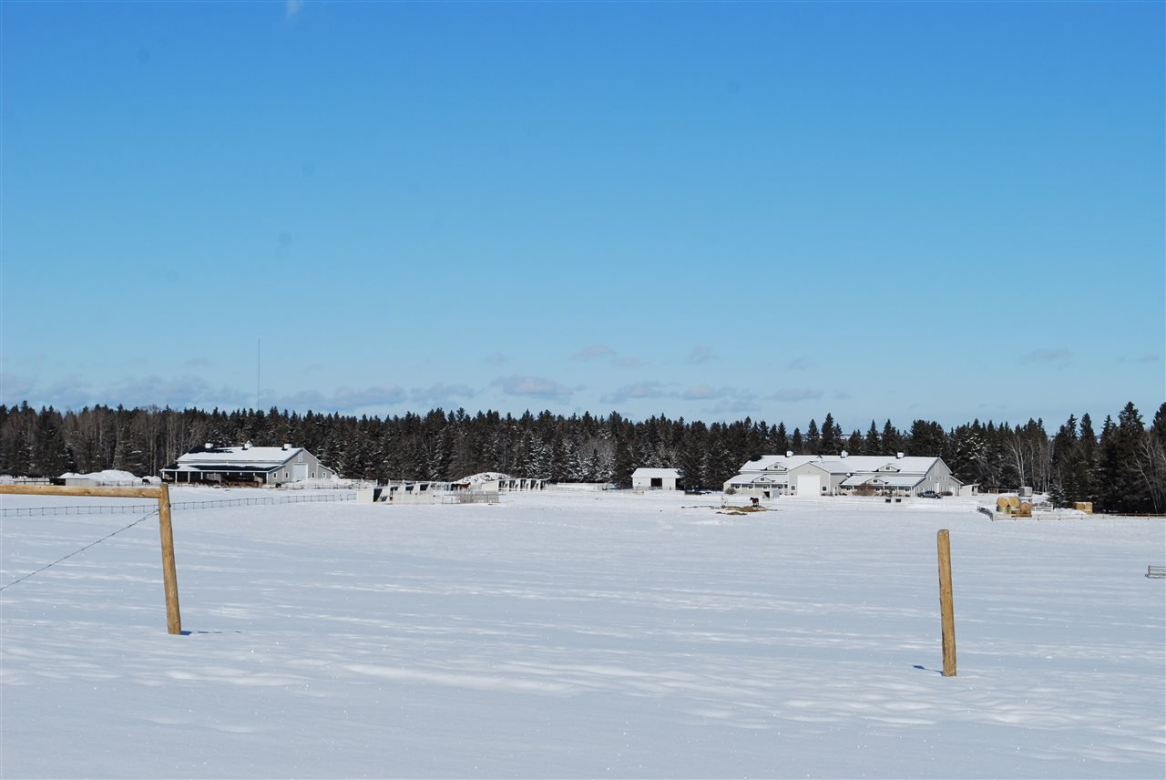 Main Photo: 393033 RR 5: Rural Clearwater County Attached Home for sale : MLS®# E4185292