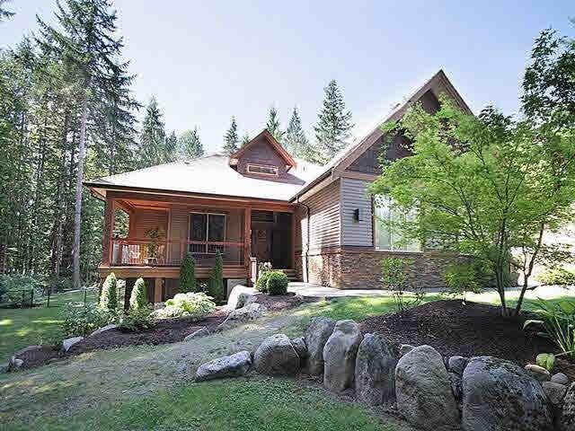 Main Photo: 12459 GARIBALDI STREET in : Northeast House for sale : MLS®# V1138974