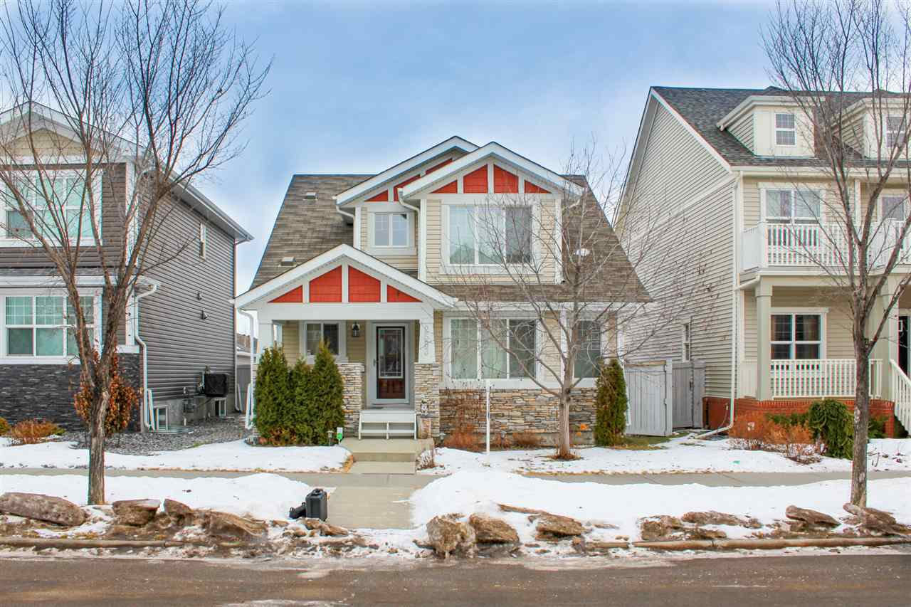 Main Photo: 2583 PEGASUS Boulevard in Edmonton: Zone 27 House for sale : MLS®# E4224247