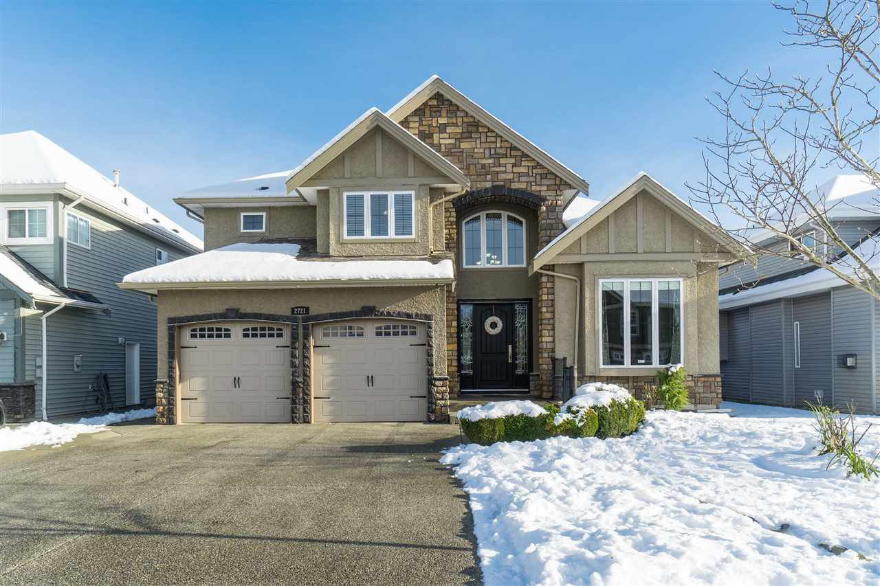 Main Photo: 2721 CARRIAGE Court in Abbotsford: Aberdeen House for sale : MLS®# R2528026