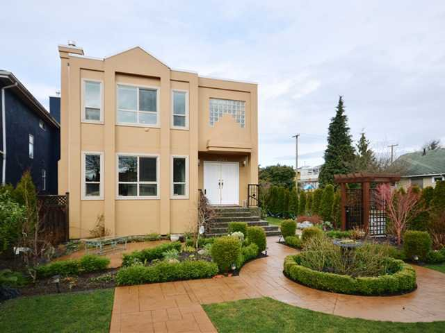 Main Photo: 3003 WATERLOO Street in Vancouver: Kitsilano House for sale (Vancouver West)  : MLS®# V937949