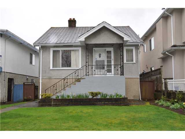 Main Photo: 2756 WARD Street in Vancouver: Collingwood VE House for sale (Vancouver East)  : MLS®# V941502