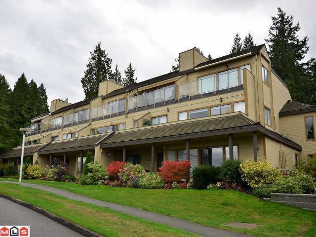 Main Photo: 14 14045 NICO WYND Place in Surrey: Elgin Chantrell Condo for sale (South Surrey White Rock)  : MLS®# F1226866