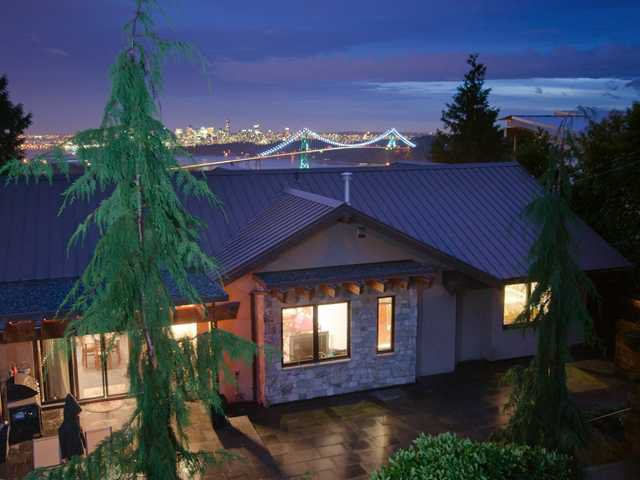 Photo 8: Photos: 848 YOUNETTE Drive in West Vancouver: Sentinel Hill House for sale
