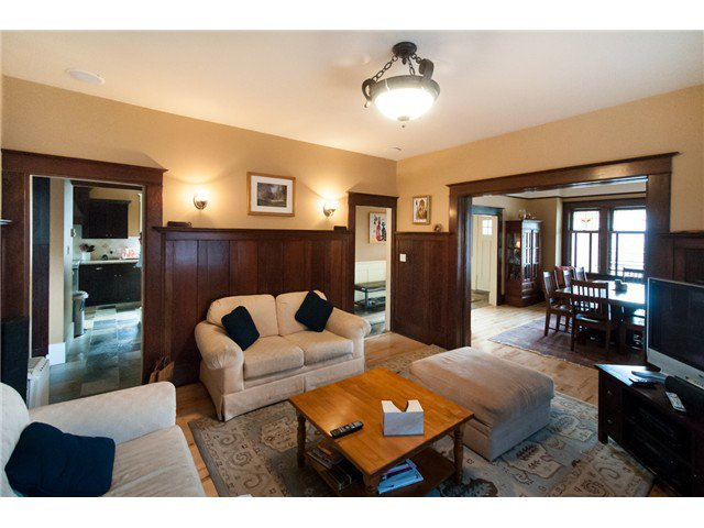 """Photo 4: Photos: 323 4TH ST in New Westminster: Queens Park House for sale in """"QUEENS PARK"""" : MLS®# V1001723"""