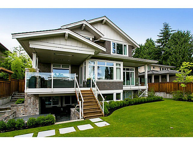 Main Photo: 2232 Kings Ave in West Vancouver: Ambleside House for sale : MLS®# v1021981