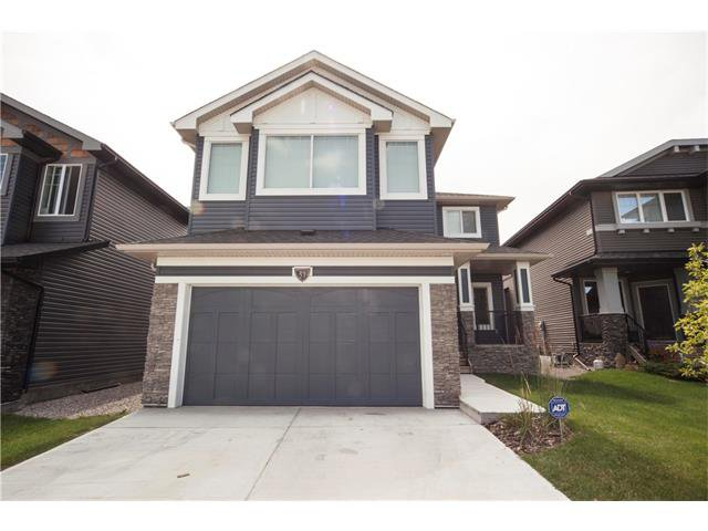 Main Photo: 51 JUMPING POUND TC: Cochrane House for sale : MLS®# C4076046