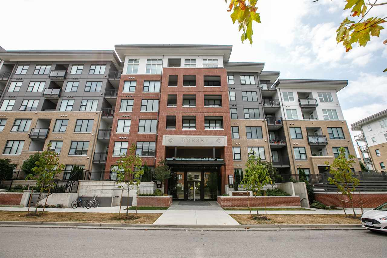 Main Photo: 322 9388 TOMICKI AVENUE in Richmond: West Cambie Condo for sale : MLS®# R2361809