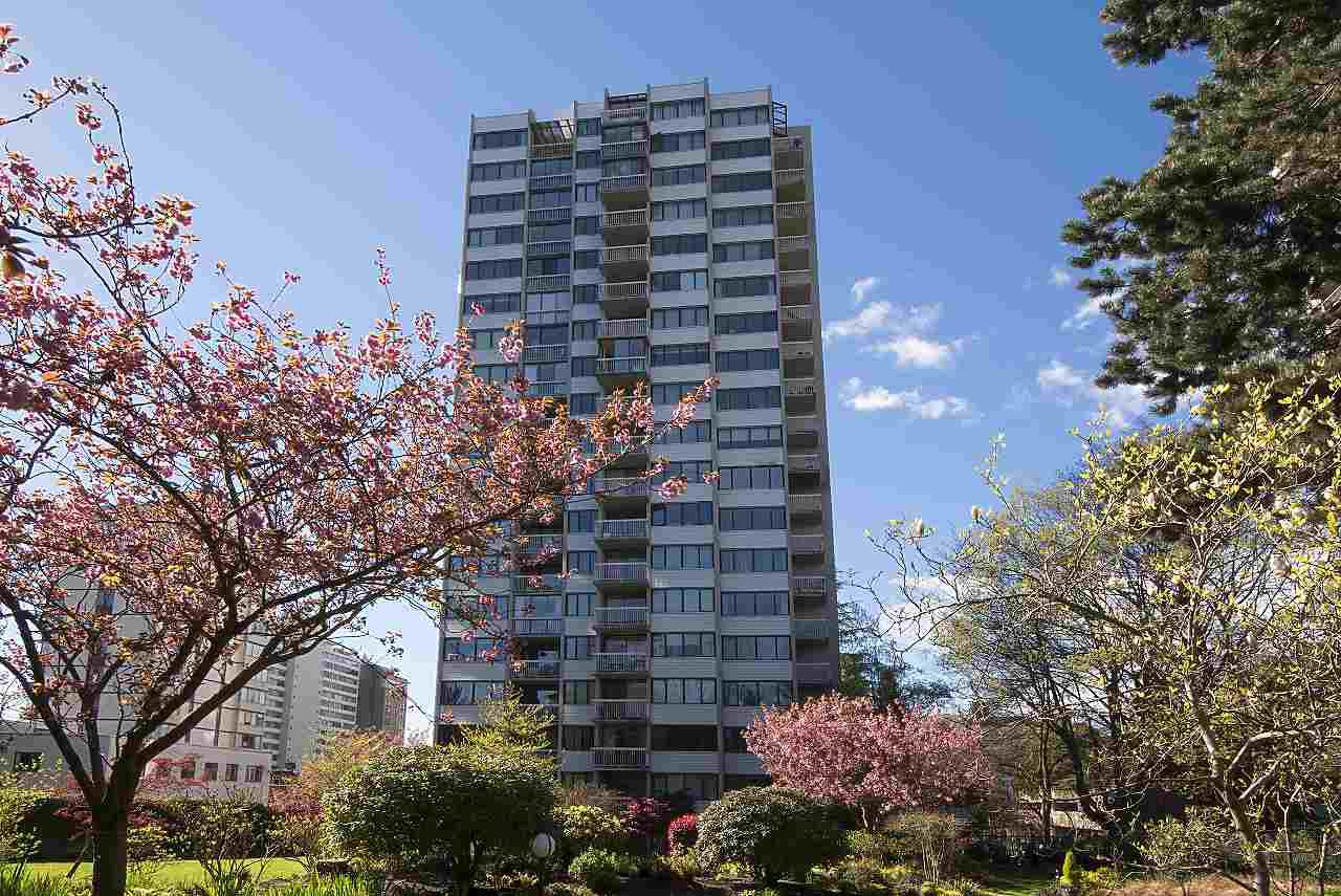 """Main Photo: 606 1740 COMOX Street in Vancouver: West End VW Condo for sale in """"SANDPIPER"""" (Vancouver West)  : MLS®# R2406704"""