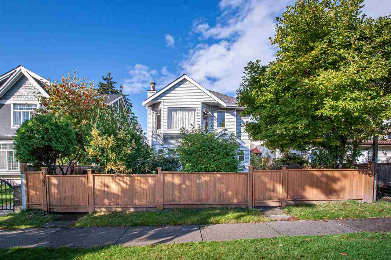 """Main Photo: 8363 FREMLIN Street in Vancouver: Marpole House 1/2 Duplex for sale in """"DUPLEX"""" (Vancouver West)  : MLS®# R2508183"""